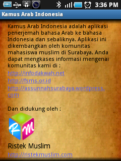 kamus arab indo - arab indonesia