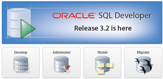 Aplikasi Oracle SQL Developer 3.2 Release